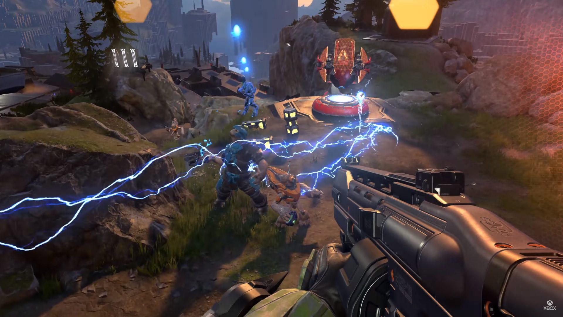 Halo Infinite - Nuevos detalles de Halo Infinite en el gameplay tráiler