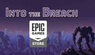 Into the Breach free at the Epic Games Store