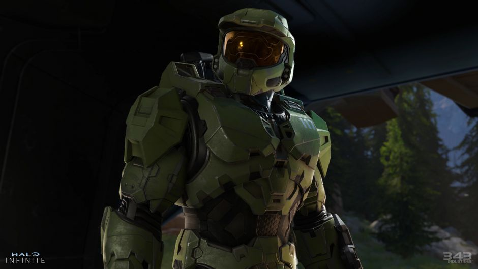 343 Industries: Halo Infinite se mostrará cuando este listo