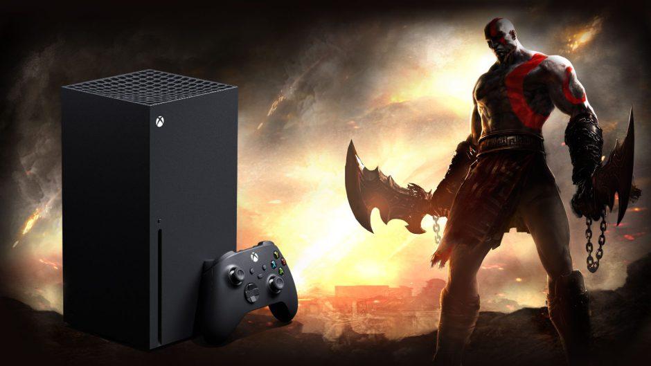 God of War's father prefers Xbox Series X