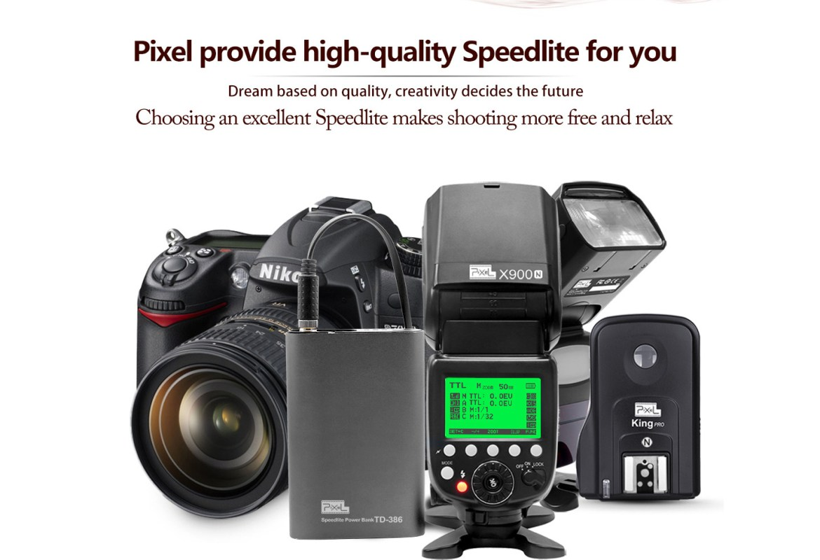 [object object] Pixel X900 TTL HSS For Nikon or Canon 20161124094442 27158