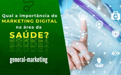 Qual a importância do Marketing Digital na área da saúde?