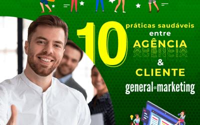 10 Práticas Saudáveis entre Agência de Marketing e Cliente
