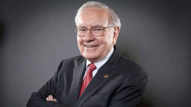 Warren Buffet Image