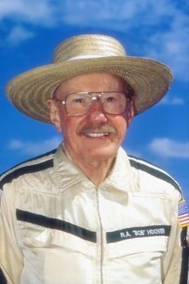 The iconic Bob Hoover (Photo by Jim Koepnick)