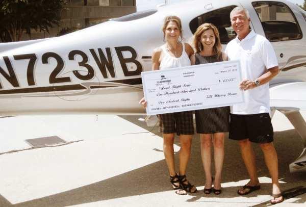 723WB-Presents-100K-Check-to-Angel-Flight-Soars-1024x693