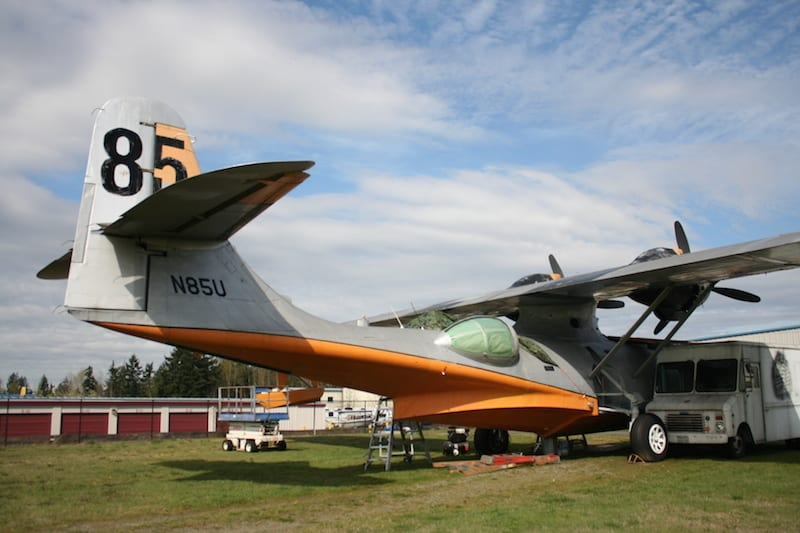 PBY from side