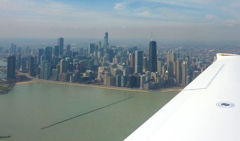 Pure Adventure - Chicago Skyline