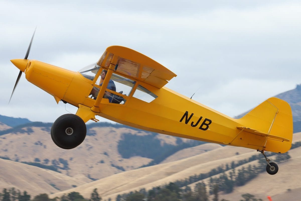 Bearhawk trifecta in New Zealand STOL competition