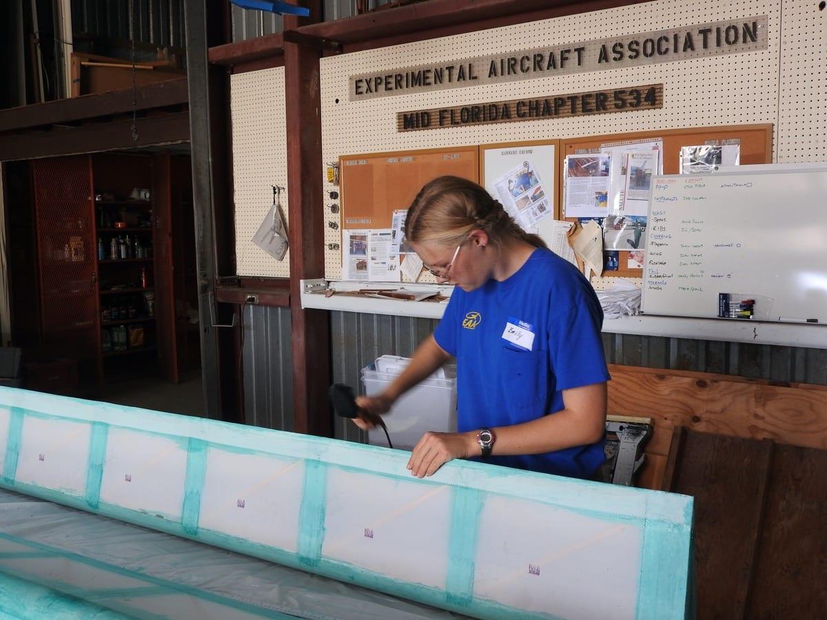 EAA Chapter 534 awards $10,000 aviation scholarship