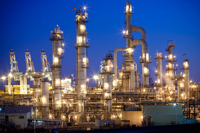 industries served refinery
