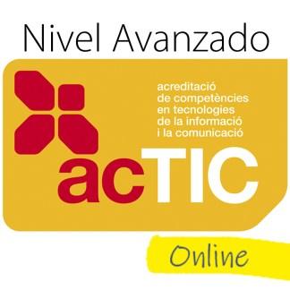 acTIC Nivel avanzado online
