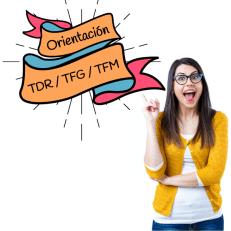 Orientación TDR/TFG/TFM