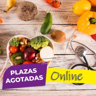 Nutrición y dietética (30 h)