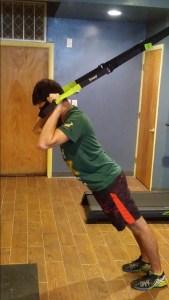 Suspension Trainer Skull Crushers