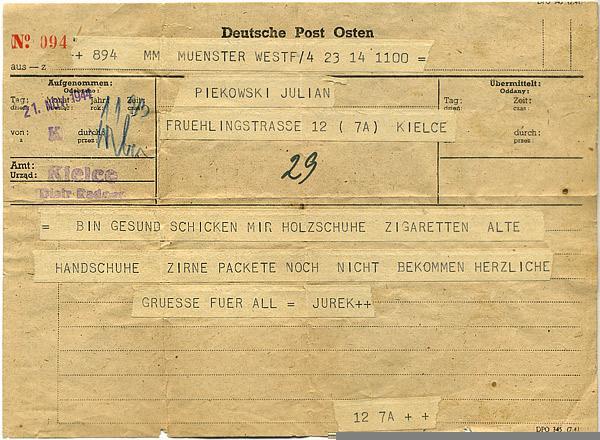 telegram-deutsche-post-osten