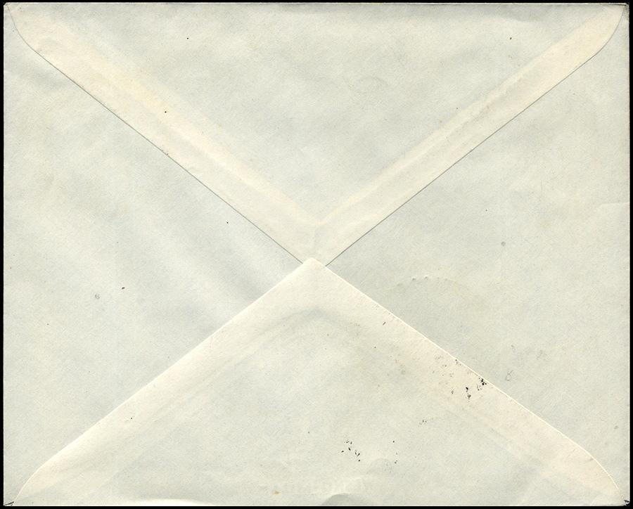 SSt- Kasownik nr 34 Vier Jahre Generalgouvernement Krakau Mi. 113 1943