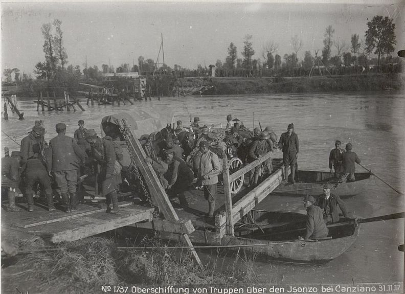 The Battles of the Isonzo