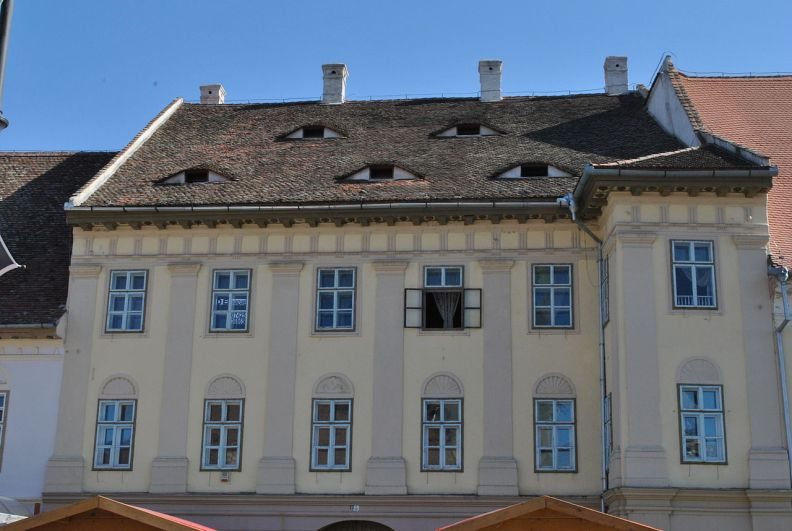 Another house in Sibiu