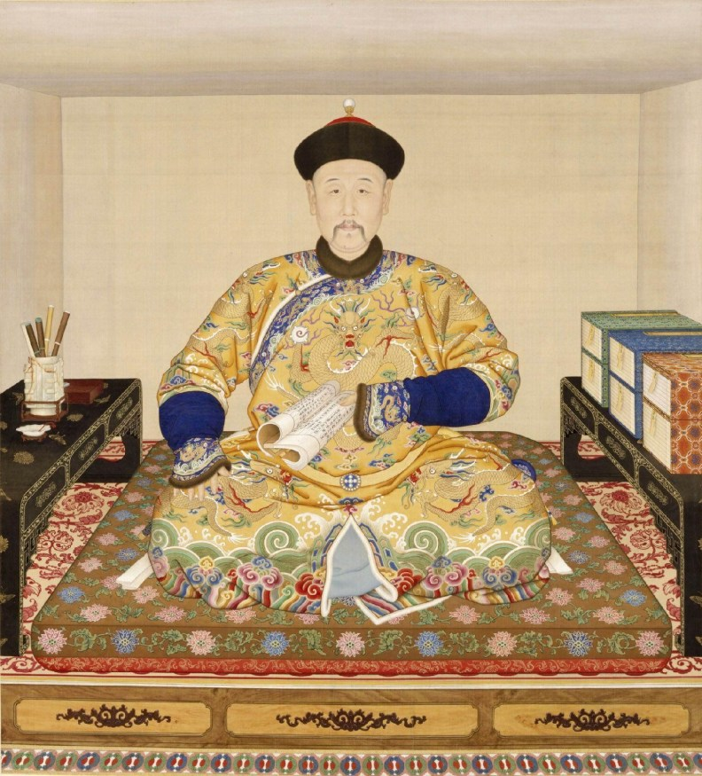 Emperor Yongzheng, who was poisoned by an elixir of immortality