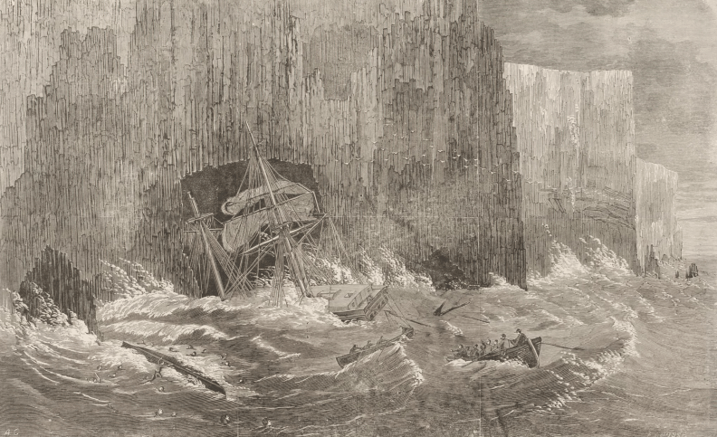Wreck of the General Grant