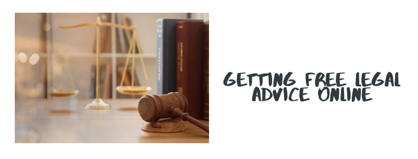Getting Free Legal Advice Online