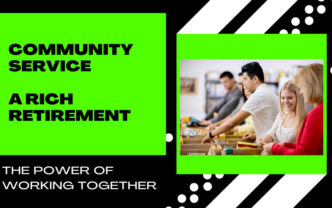 2 Doubts You Should Clarify About Community Service.