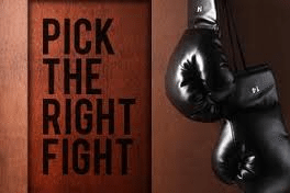 Fight the Right Fight - GeneralLeadership.com