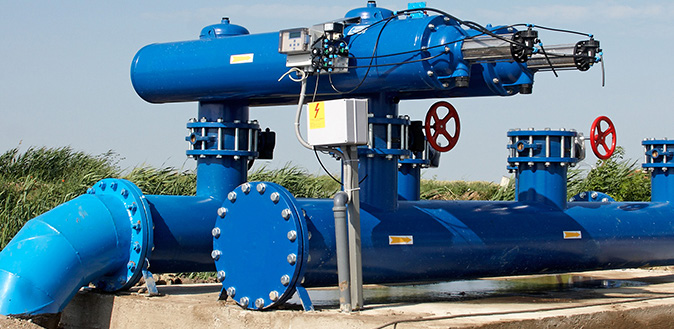 Water Management System Services
