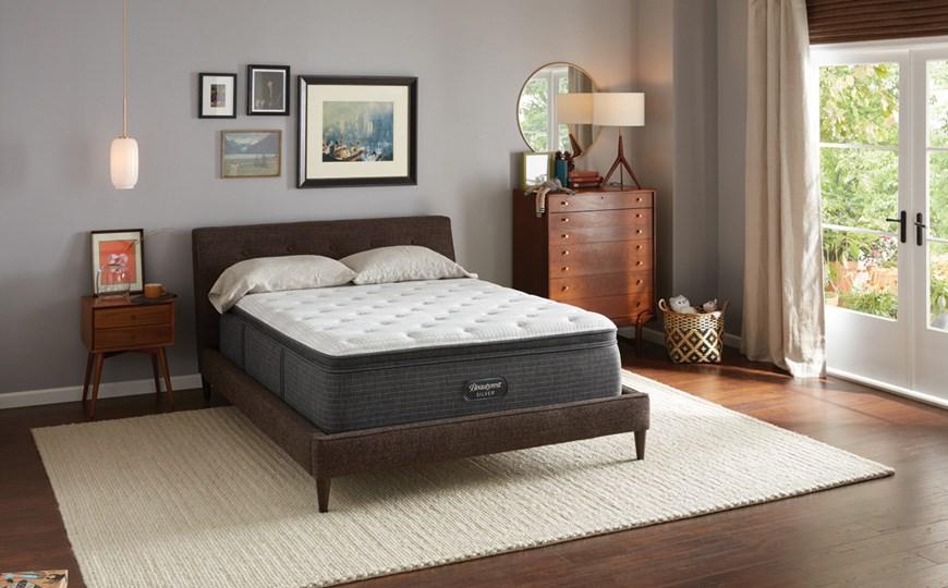 beautyrest silver mattresses the