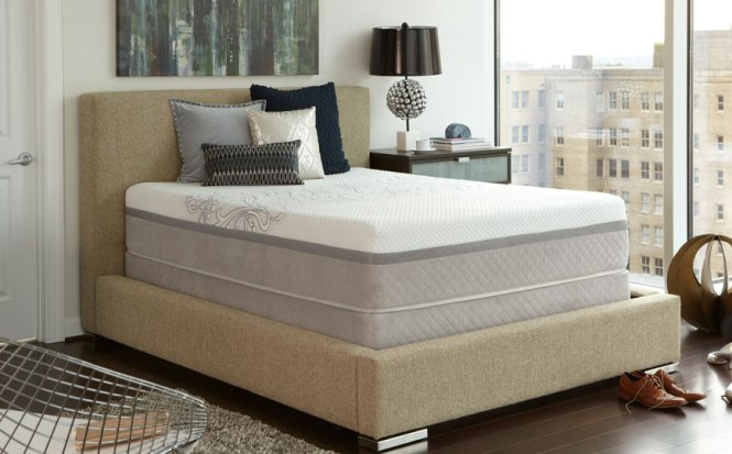 Sealy Posturepedic Hybrid Series Mattresses