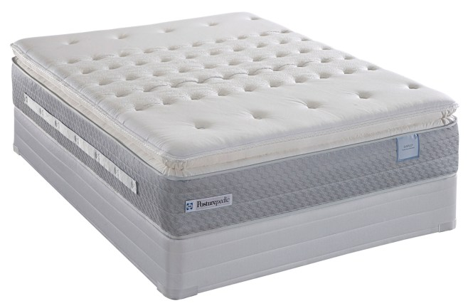 Sealy Posturepedic Anium Ss Plush Super Pillow Top