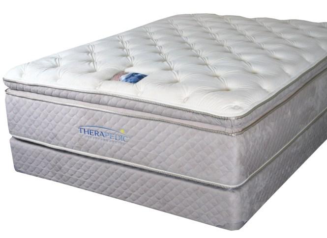 X Theic Backsense Elite Plush Pillow Top