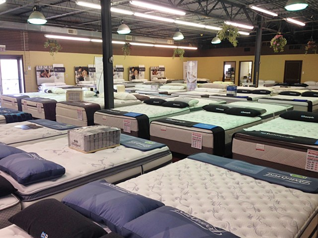 N E Philadelphia Mattress