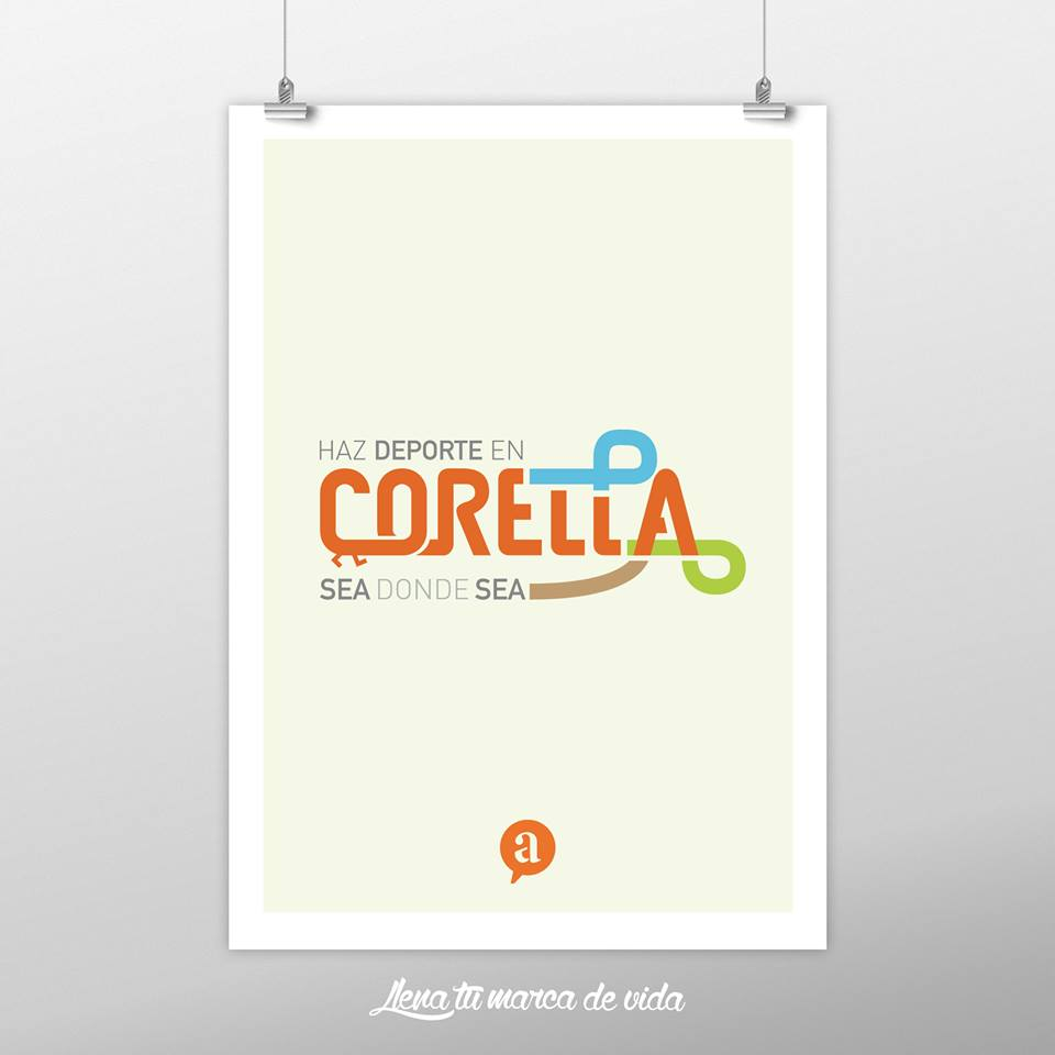 branding corella