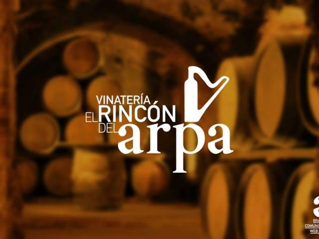 Branding | Vinatería Rincón del arpa