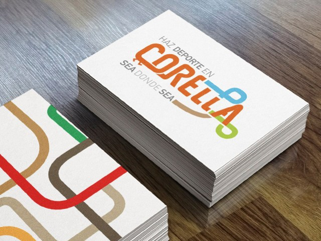 Branding  | Deporte Corella