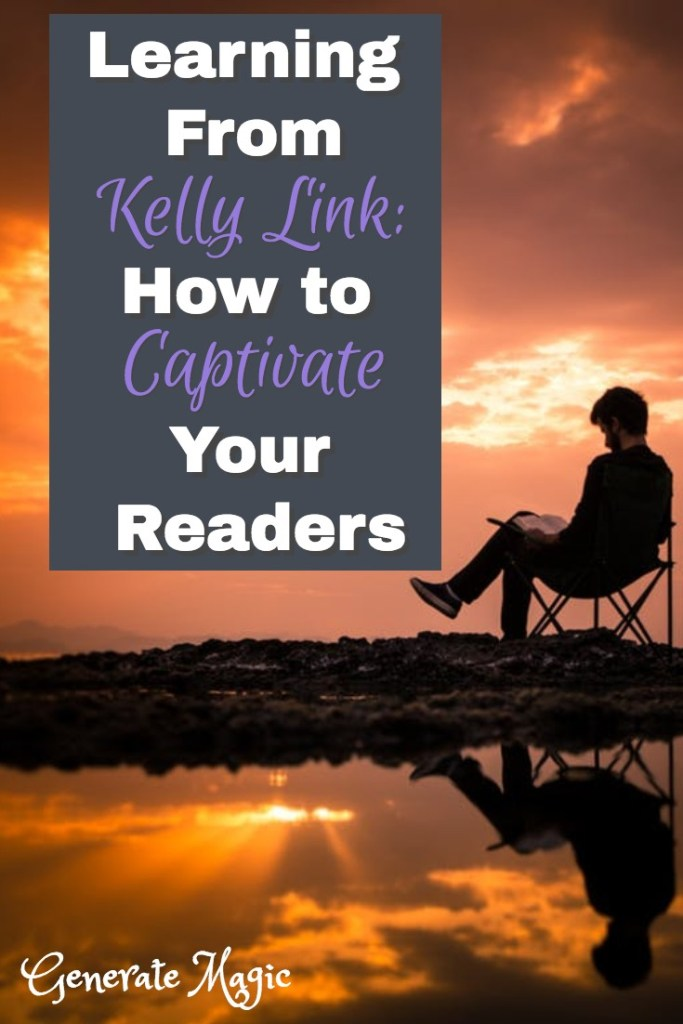 "Can performing a close reading help you become a better writer? ""The Summer People"" by Kelly Link, author of Get in Trouble, is a model for deft, intriguing writing. Dive into this story with me to learn how she builds character, introduces backstory, and more. 
