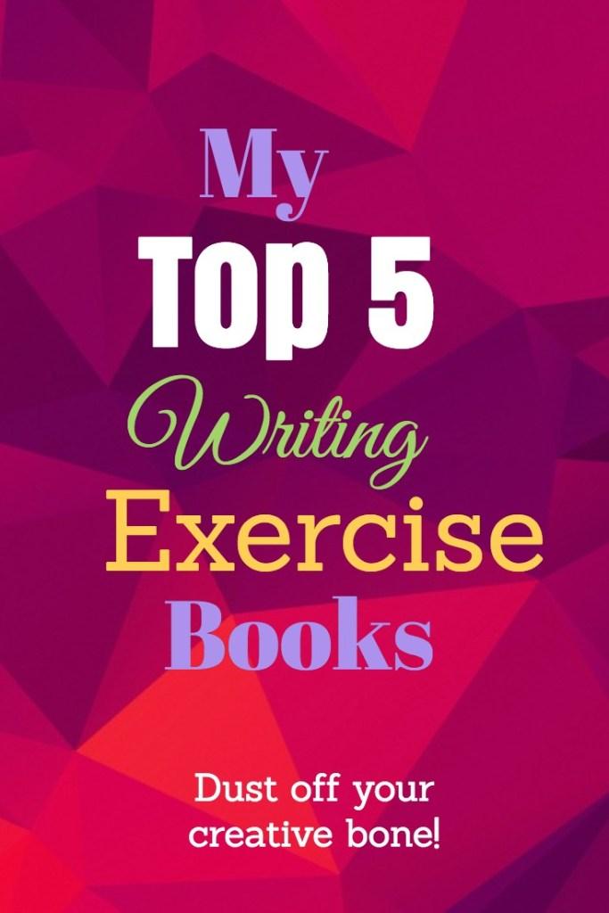 best writing exercise books