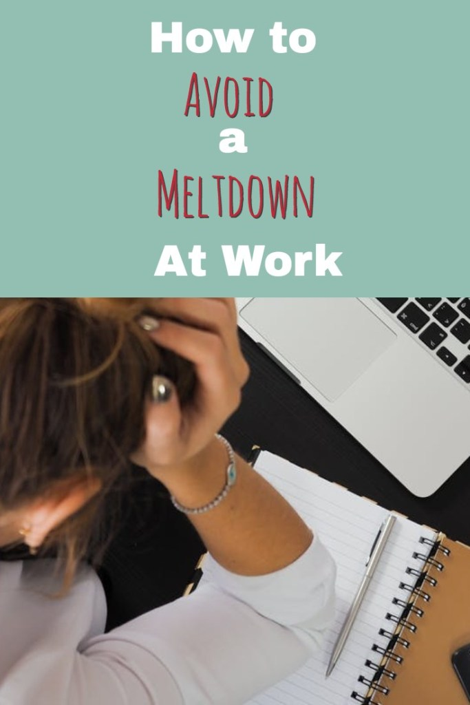 I teach middle-school students in an after-school program, which can be challenging. But one day, a student really pushed my buttons...and I lost it. I'll share what I learned from this experience so hopefully you can avoid a meltdown at work!