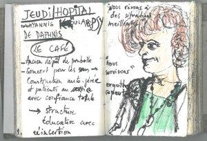 Solidarités grecques 2. Un café auto-géré au sein d'un hôpital psychiatrique