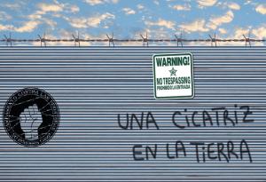 Mexique-Usa une cicatrice sur la terre