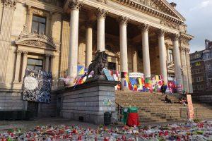 Bruxelles Apres les attentats - 2016