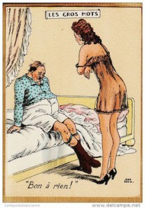 Prostitution : une carte postale si ancienne