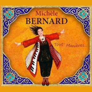 Michèle Bernard, une grande dame de la chanson