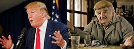 José Mujica – Donald Trump: les deux facettes antinomiques de la démocratie
