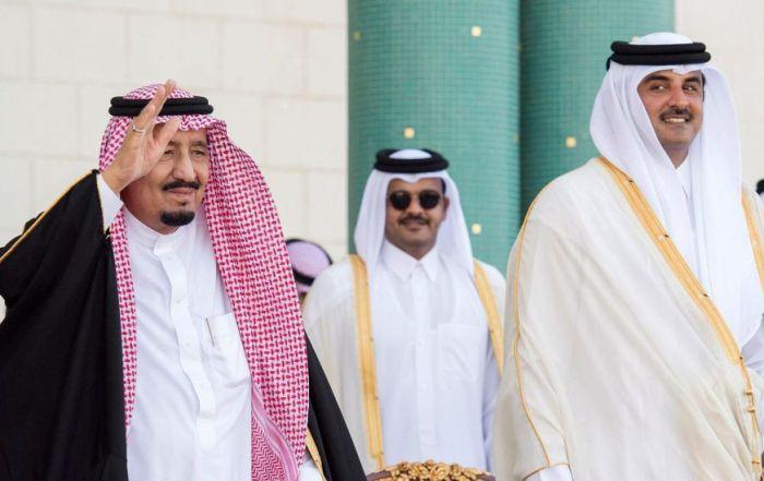 Katar-Saudi-Arabien-Katar Krise-IS-Golfregion-Riad-Doha