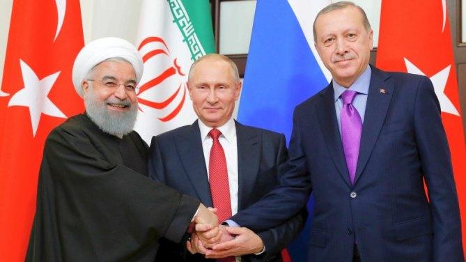 Verhandlungen in Sotschi