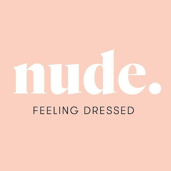 nude. Feeling dressed