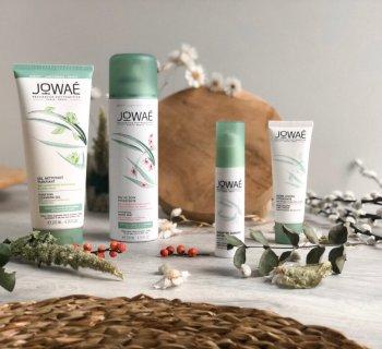4 étapes du rituel de soins Jowaé